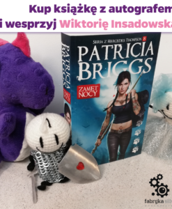 patricia briggs zamęt nocy fabryka słów